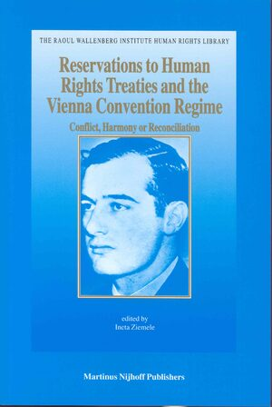 Cover Reservations to Human Rights Treaties and the Vienna Convention Regime