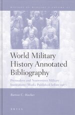 Cover World Military History Annotated Bibliography