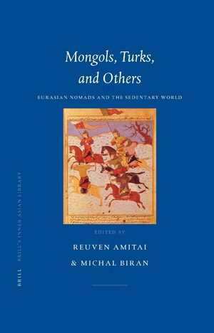 Cover Mongols, Turks, and Others