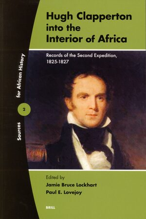Cover Hugh Clapperton into the Interior of Africa