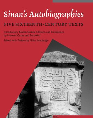 Cover Sinan's Autobiographies