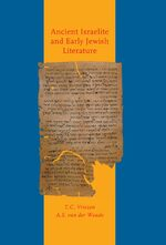 Cover Ancient Israelite and Early Jewish Literature