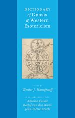 Cover Dictionary of Gnosis & Western Esotericism (2 vols)