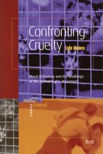 Cover Confronting Cruelty