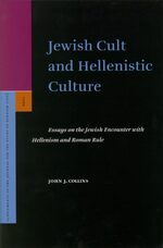 Jewish Cult and Hellenistic Culture