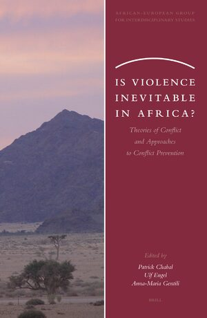 Cover Is Violence Inevitable in Africa?