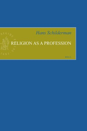 Cover Religion as a Profession