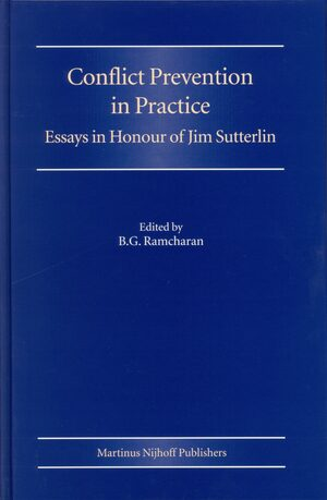 Cover Conflict Prevention in Practice: Essays in Honour of Jim Sutterlin
