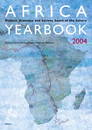 Cover Africa Yearbook Volume 1
