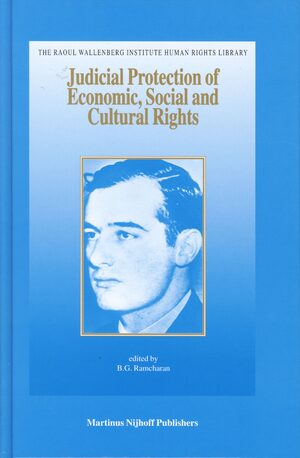 Cover Judicial Protection of Economic, Social and Cultural Rights