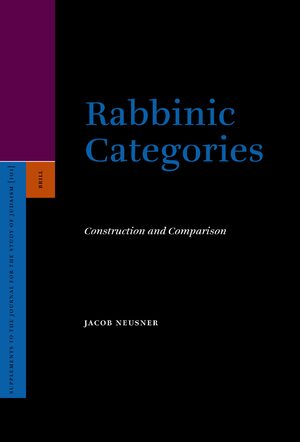 Cover Rabbinic Categories