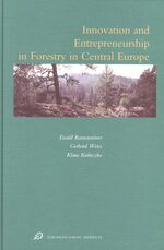Cover Innovation and Entrepreneurship in Forestry in Central Europe