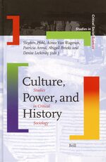 Cover Culture, Power, and History
