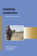 Cover Competing Jurisdictions