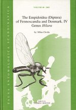 Cover The Empidoidea (Diptera) of Fennoscandia and Denmark, Part IV