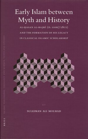 Cover Early Islam between Myth and History