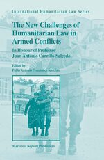 Cover The New Challenges of Humanitarian Law in Armed Conflicts