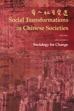 Social Transformations in Chinese Societies