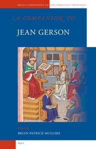 Cover A Companion to Jean Gerson