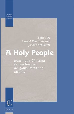 Cover A Holy People