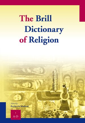 Cover The Brill Dictionary of Religion - Paperback Set (4 vols.)
