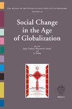 Cover Social Change in the Age of Globalization