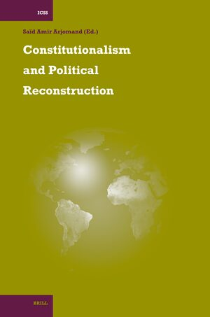 Cover Constitutionalism and Political Reconstruction