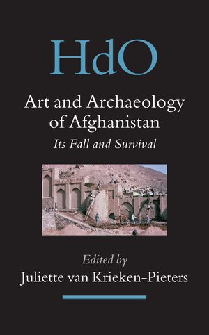 Cover Art and Archaeology of Afghanistan
