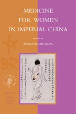 Cover Medicine for Women in Imperial China