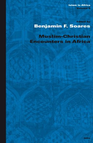 Cover Muslim-Christian Encounters in Africa