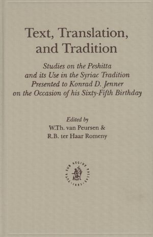 Cover Text, Translation, and Tradition