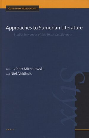 Cover Approaches to Sumerian Literature