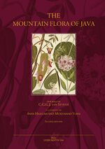 Cover Mountain flora of Java, 2nd edition