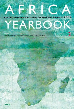 Cover Africa Yearbook Volume 2