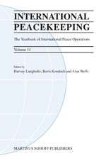 International Peacekeeping: The Yearbook of International Peace Operations