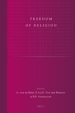 Cover Freedom of Religion