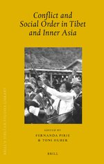 Cover Conflict and Social Order in Tibet and Inner Asia