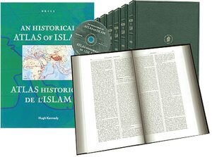Cover Encyclopaedia of Islam (set comprising Volumes I-XII + Index volume)