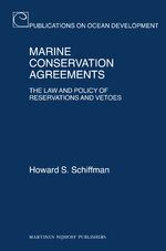 Marine Conservation Agreements