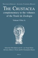 Cover Treatise on Zoology - Anatomy, Taxonomy, Biology. The Crustacea, Volume 9 Part A