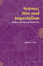 Cover Science, War and Imperialism