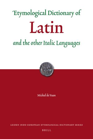 Etymological Dictionary of Latin