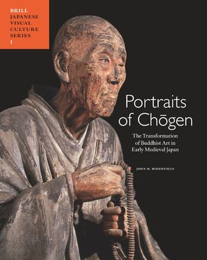 Cover Portraits of Chōgen