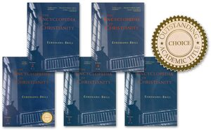 The Encyclopedia of Christianity (5 vol  set)