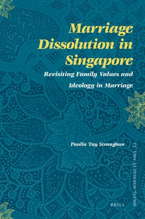 Cover Marriage Dissolution in Singapore