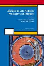 Cover Atomism in Late Medieval Philosophy and Theology