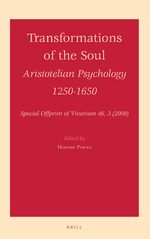 Cover Transformations of the Soul