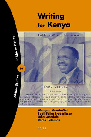 Cover Writing for Kenya