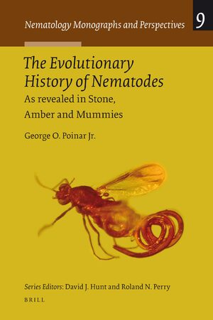 Cover The Evolutionary History of Nematodes