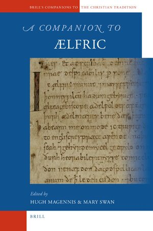 Cover A Companion to Ælfric